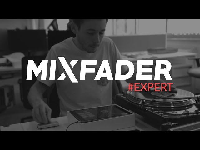 Mixfader Live Performance #2 - Scratch with Mixfader and your vinyl turntables!