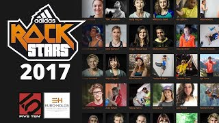 Adidas Rockstars 2017 is here! by OnBouldering