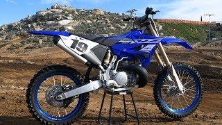 8. 2019 Yamaha YZ250 2 Stroke - Dirt Bike Magazine