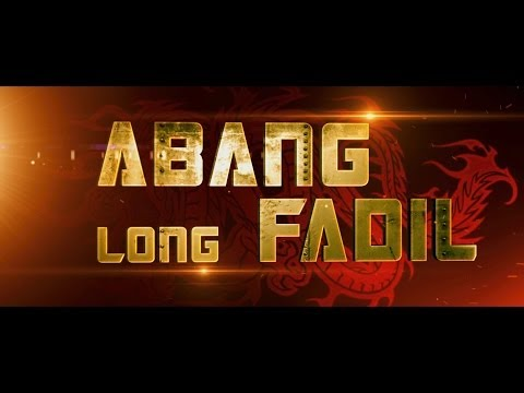 ABANG LONG FADIL OFFICIAL TRAILER 2014