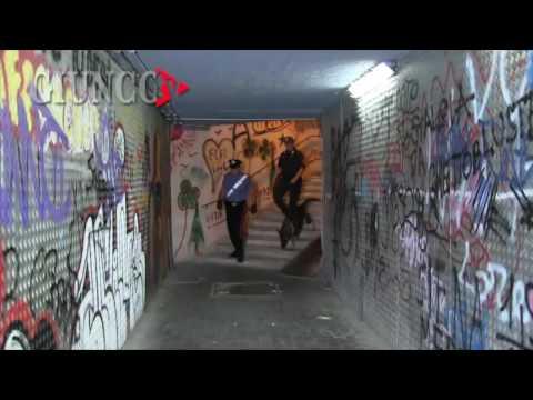 Controlli in città: una notte con i Carabinieri