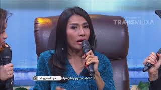 Video PAGI PAGI PASTI HAPPY -  Harapan Melly dan Ajeng  Untuk Lucinta Luna (27/3/18) Part 4 MP3, 3GP, MP4, WEBM, AVI, FLV Mei 2018