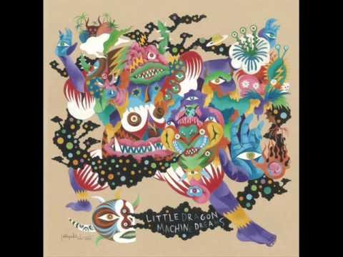 Tekst piosenki Little Dragon - Feather po polsku