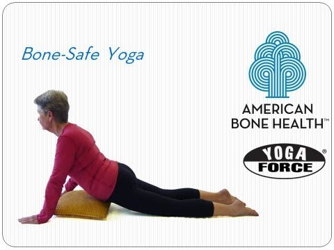 Bone-Safe Yoga!