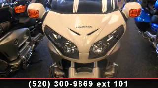 7. 2012 Honda Gold Wing Audio Comfort Navi XM - RideNow Powers