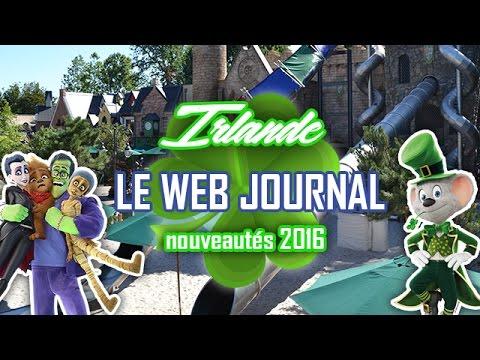 Web Journal - Nouveautés 2016 d'Europa Park [Irlande]