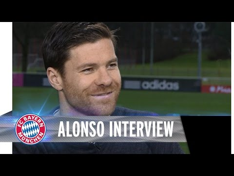 Xabi Alonso already speaks better German than Ribery after just two months of learning