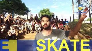 Skate no Parque Arnulfo Fioravante