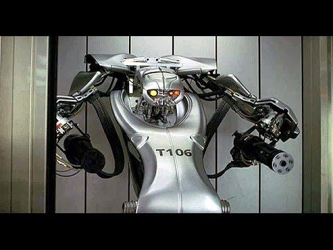новые военные роботы убийцы США 2015