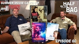 Video Half in the Bag Episode 60: Summer Movie Catch Up and THINGS MP3, 3GP, MP4, WEBM, AVI, FLV Februari 2018