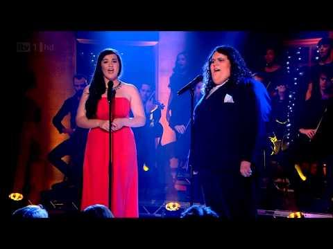 Jonathan & Charlotte - Il Mondo È Nostro  (Live Alan Titchmarsh Show)