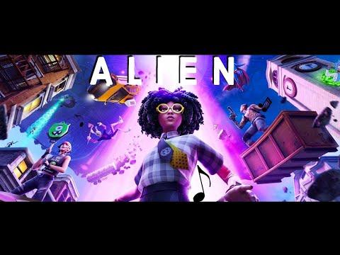 """""""Alien"""" - A Fortnite Song   (Chapter 2 Season 7 Battle Royale)   by ChewieCatt"""
