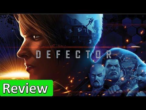 Defector Review (Oculus Rift)