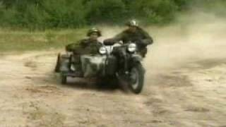 9. Ural Gear Up