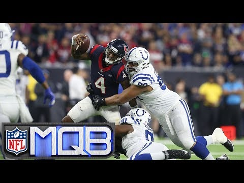 Video: Worst game for Deshaun Watson? | NFL Monday QB