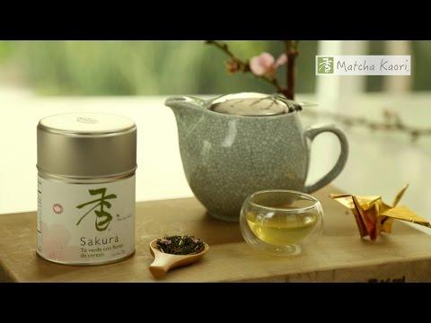 Té Verde Sakura by Matcha Kaori
