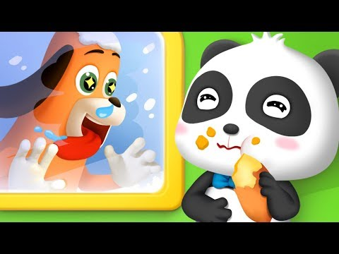 Hank's Stuck in Potty | Magical Chinese Characters | Kids Cartoon | Baby Videos | BabyBus