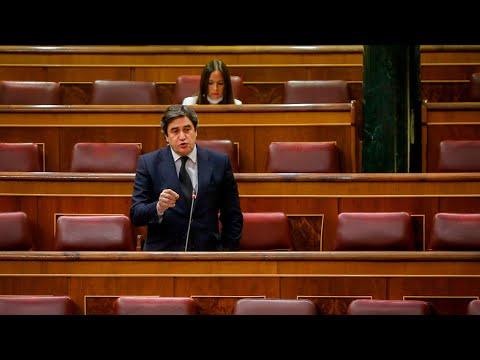 """Echániz: """"No vamos a reparar en esfuerzos para reparar el agravio de las más de 24.000 víctimas"""""""