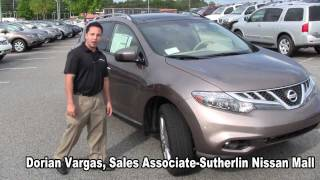 2011 Nissan Murano LE AWD Review