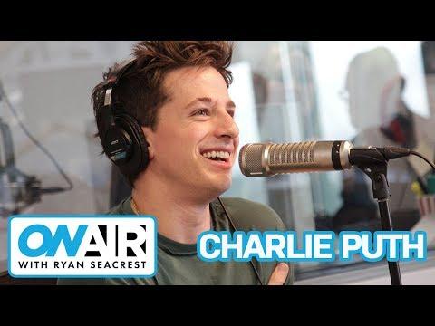 Video Charlie Puth Talks New Single