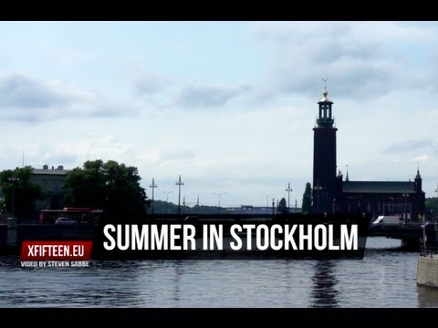 stockholm - Stockholm in the summertime: 15 places to visit! Have fun! FEATURING: * 00:00 Intro * 00:27 Hötorget, Stockholm (market square) * 00:30 Gamla Stan, the Old T...