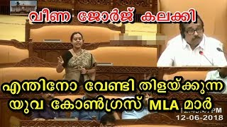 Video സഖാവ് വീണ ജോർജിന്റെ തകർപ്പൻ പ്രസംഗം Niyamasabha Today MP3, 3GP, MP4, WEBM, AVI, FLV Maret 2019