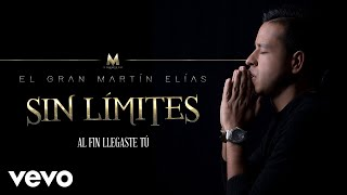 El Gran Martín Elías  Al Fin Llegaste Tú Cover Audio