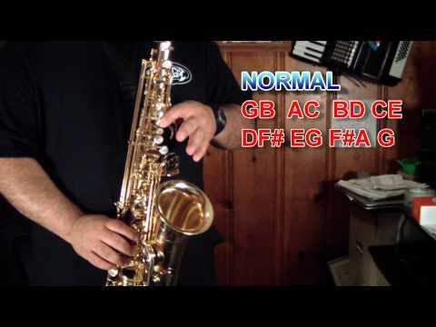 EMBOCADURA - Soy Santiago Pacheco, El saxofonista de vicio!!!!. Ay les va otro tutorial, COMO MEJORAR TU EMBOCADURA, para el sax alto!. busquen mi pajina en facebook!!!!....