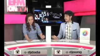 EFM ON TV 12 December 2013 - Thai TV Show