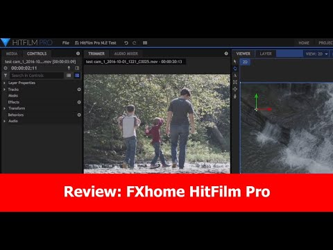 Review: FXhome HitFilm Pro