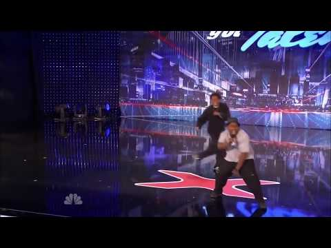 double - This is the Original Clip that aired on America's Got Talent!!! B double o-t-y the one hit wonder!!!