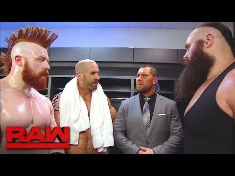 Curtis Axel aims to prove himself against The Shield: Raw, Oct. 16, 2017