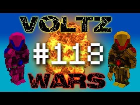Minecraft Voltz Wars - Back to the Past! #118