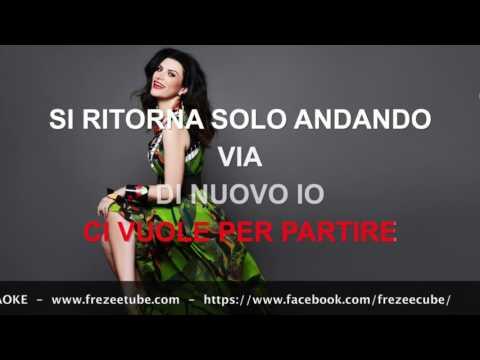 , title : 'Laura Pausini - Non ho mai smesso - Karaoke con testo'