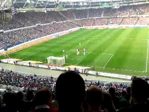 Hannover 96 : Werder Bremen 30.03.2014 (видео)