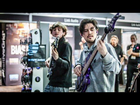 The Omnific LIVE @ The Melbourne Guitar Show 2019