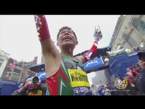 Yuki Kawauchi Wins Boston Marathon Men's Title