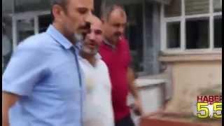 SAMSUN'DA CUMHURBAŞKANI'NA HAKARET ETTİĞİ İDDİA EDİLEN BİR KİŞİ GÖZALTINA ALINDI...