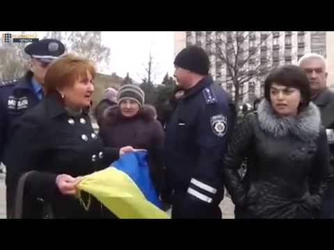 Сповідь переселенки з Донецька