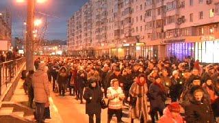 Кореновцы в Новороссийске (Бескозырка)