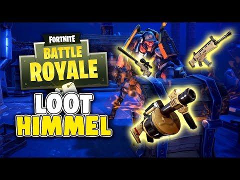 Loot Himmel - Fortnite Battle Royale - Deutsch German
