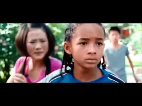 The Karate Kid (2010) - The Park Fight Scene (1/2) | MovieTimeTV