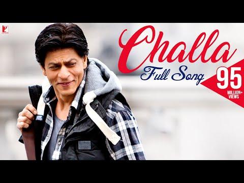 Challa | Full Song | Jab Tak Hai Jaan | Shah Rukh Khan, Katrina Kaif | Rabbi | A. R. Rahman | Gulzar