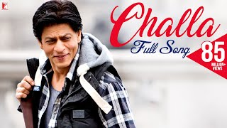 Video Challa - Full Song | Jab Tak Hai Jaan | Shah Rukh Khan | Katrina Kaif | Rabbi | A. R. Rahman download in MP3, 3GP, MP4, WEBM, AVI, FLV January 2017