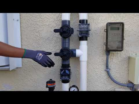 Solar Pool Heating - How to Use Your System
