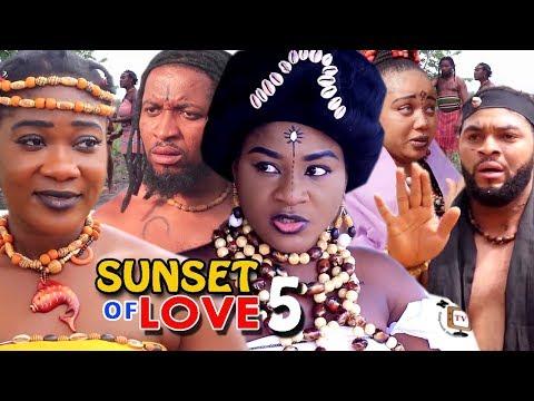 SUNSET OF LOVE SEASON 5 - (Mercy Johnson New Movie) Nigerian Movies 2019 Latest Full Movies