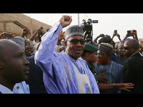 Nigeria: Amtsinhaber Buhari wurde wiedergewählt