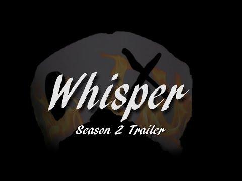 Whisper Season 2 Official Trailer