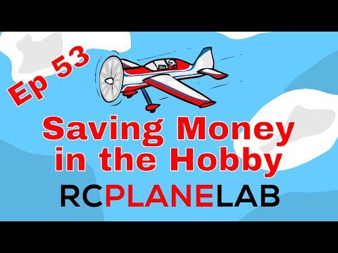 Ep 53: Saving Money in the Hobby