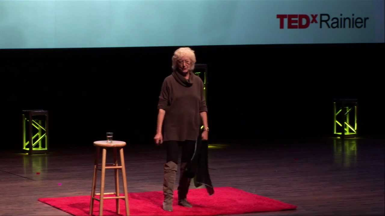 "Lesley Hazleton at TEDx Rainier December 2012 : ""Seeing Muhammad – and Each Other – Whole"""